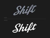 Shift Logotype Refresh