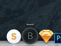 Byword Icon v2