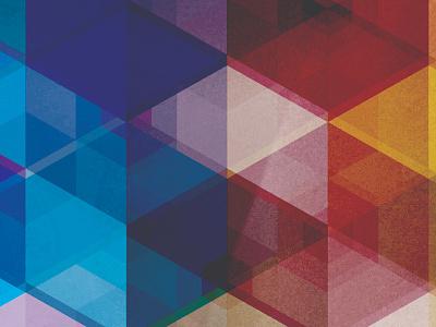 Pattern & Process texture color shapes