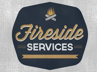 Final Fireside logo