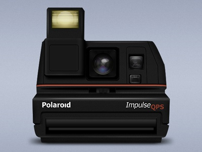 Polaroid Impulse QPS icon polaroid icon png design camera