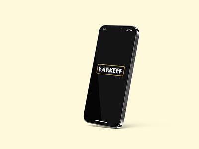Barkeep (Mobile App Design) ubereats postmastes doordash order ordering liquor amazonfresh amazon drizly branding logo design pos ecommerce purchasing sleek alcohol app barkeep bar