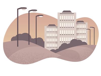 Shallow Gradient texture gradient blob pastel vector illustrator illustration geometric design