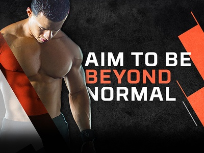 Protein Works Artwork marketing design artwork