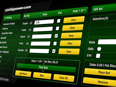Paddy Power TV Application tv application app