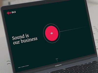DLS UK Web Concept design web