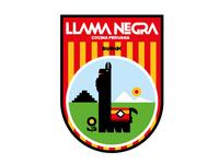 Black Llama Shield