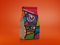 Zoop Craft Paper Bag