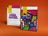 Zoop Paper Food Bag