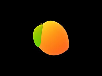3D Mango Animation | Mango Chutney Website ui ux threejs react ui web development web design mango chutney mango 3d art 3d modeling 3d animation 3d