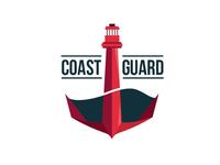 3rd round US Coast Guard logo redesign