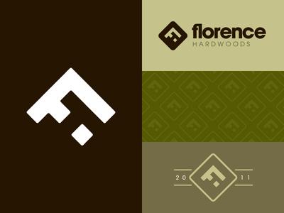 Florence Hardwoods Logo