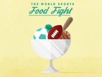 World Sports Food Fight