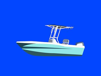 Sport speed boat ui logo illustration illistration image to vector redraw design vector art creative design custom eye caching design fishing t shirt fishing boat amazon store tshirt design boat sport speed boat