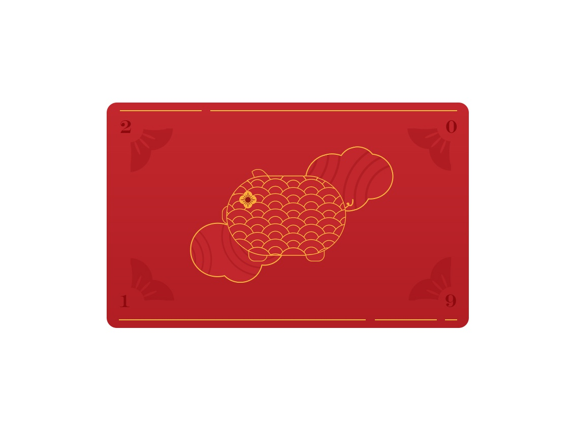 Year of the Pig 2019 red packet pig year of the pig new year 2019 chinese new year new year chinese