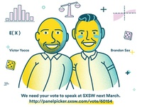 Vote for our SXSW talk, We only have 2 more days!
