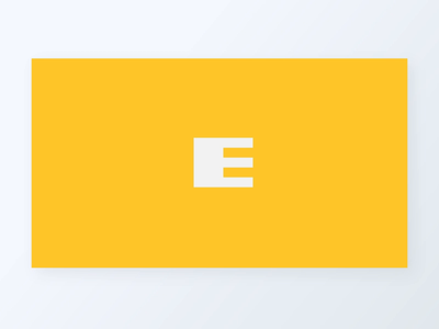 Emprise bank process light shapes geometry yellow motion design motion graphics sound design video motion animation