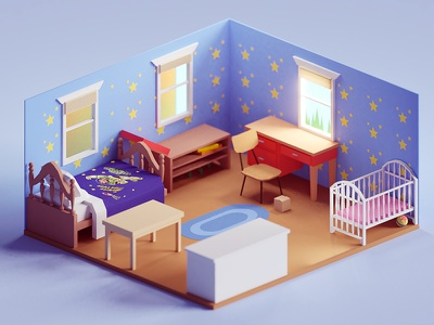 Andy s room