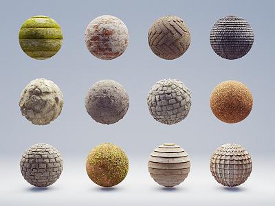 Texture Haven 3ds c4d blender materials material pbr texture haven texture render