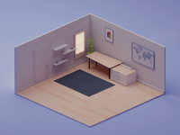 My Perfect Room (Animation)