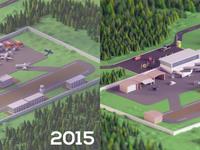 Comparison airport