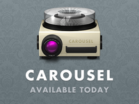 Carousel - Available Today