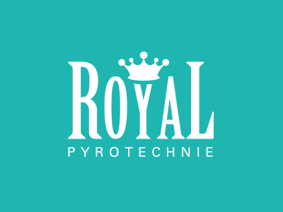 Logo proposition - Royal  logo fireworks royal crown