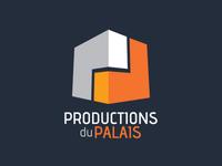 Logo - Productions du Palais