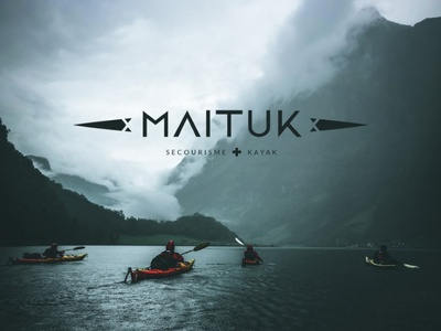 Maituk - Secourisme + Kayak logo