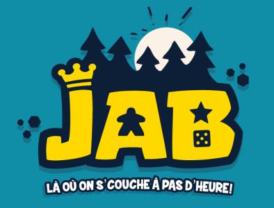 Jeux au Boute - Refonte de logo 2020