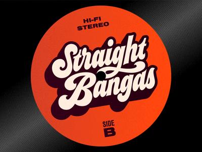 Straight Bangas