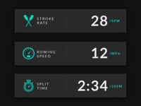 Rowing Stats