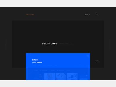 Philipp Lampe Portfolio 2016