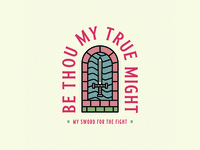 Be Thou My True Might