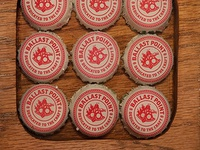 Ballast Point Cup Coaster