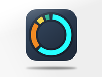 Financial Application Icon