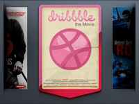 Dribbble Movie Selector