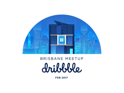 Dribbble Meetup - Brisbane, Australia