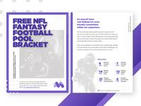 Fantasy Football Flyer