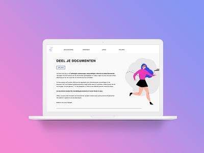 Rechtendropbox-website