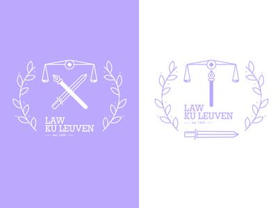 Law hoodie