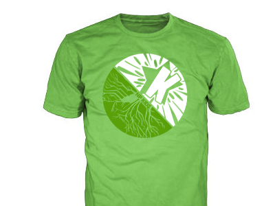 Kids 2014 Shirt Green