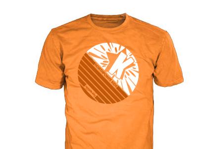 Np Kids Shirt 2014 Orange 2