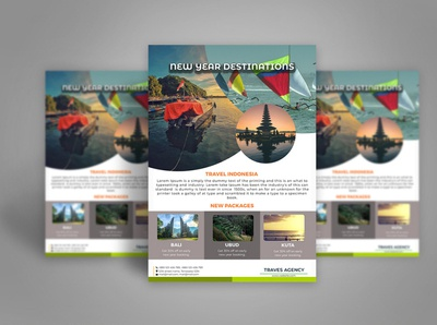 Travel Tourism flyer Template holiday flyer design a4 brochure a4 flyer travelling traveling flyer template flyer design template flyer tourism travel