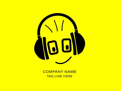 Radio Jockey modern design logo illustration icon minimal 2021 design illustrator graphic design