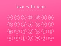Lovewith Icon