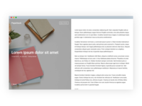 Paperback - A blogging theme for the ghost platform