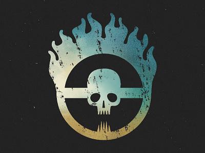 War Boys distressed grunge symbol superimposed illustration immortan joe fury road max mad mad max
