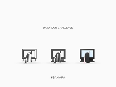 Daily Icon Challenge #samara #026