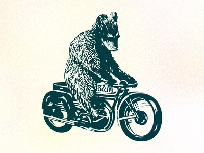Bears & Motorcycles